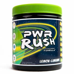 PWR Rush Lemon Limeade
